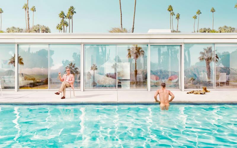 Dean West, Palm Springs #2, 2015