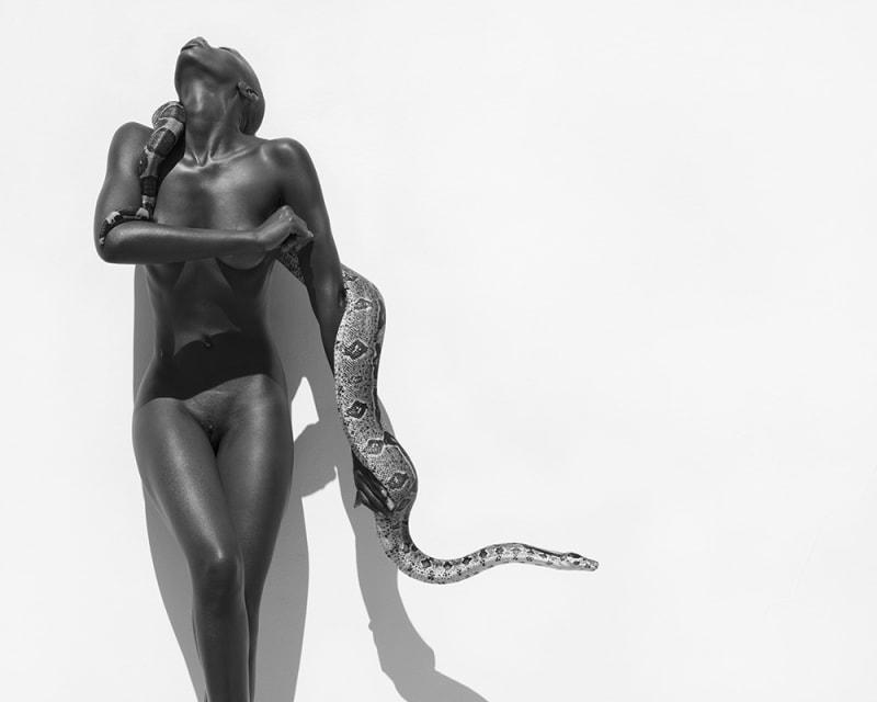 Sylvie Blum, Snake Woman , 2017