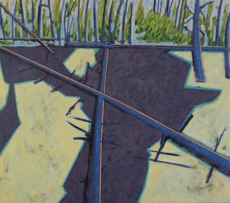 Richard Keen, Harpswell Woods No. 7