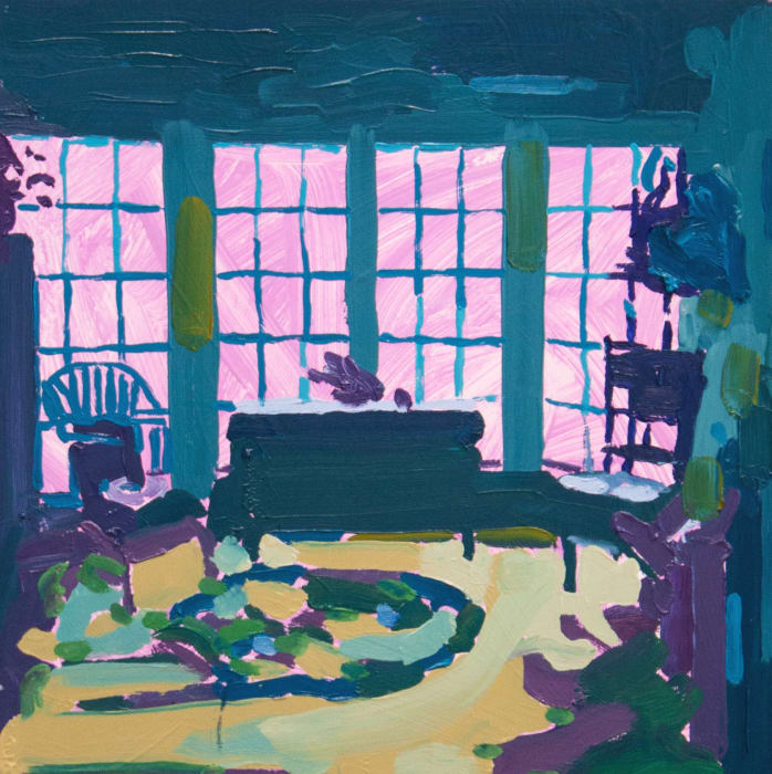 Tessa O'Brien, Green Room