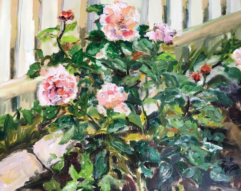 Michelle Hero Clarke, Garden Rose