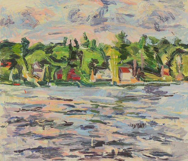 Gina Werfel, Messalonskee Lake