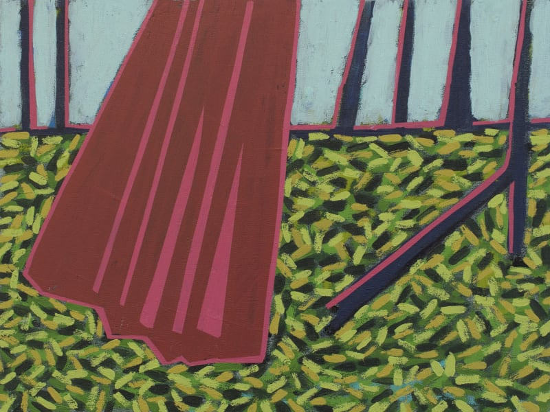 Richard Keen, Blue Trees No. 4