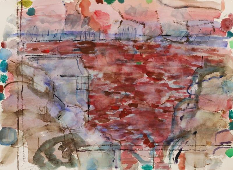 Frances Hynes, Red Sea
