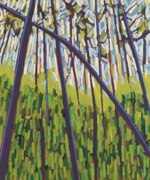 Richard Keen, Harpswell Woods No. 4