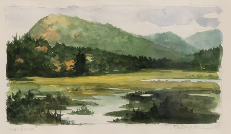 Marguerite Robichaux, Northwest