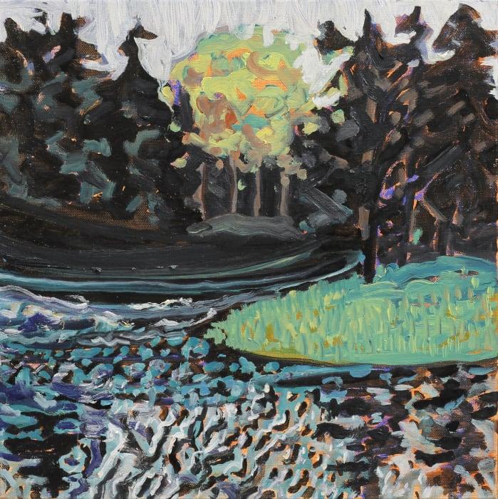Brita Holmquist, Up Mill Creek