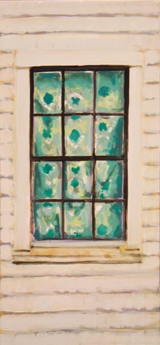 Tessa O'Brien, Eastport Green Curtain