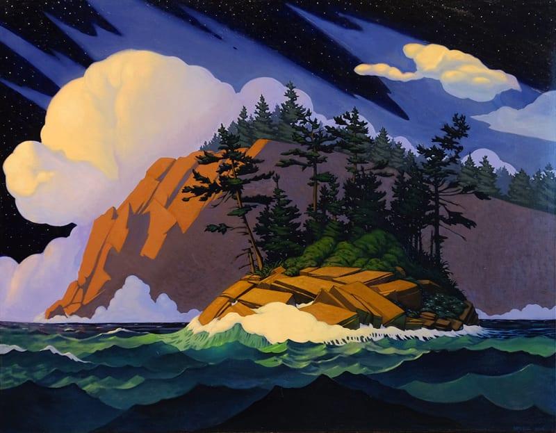 Nathaniel Meyer, Headlands