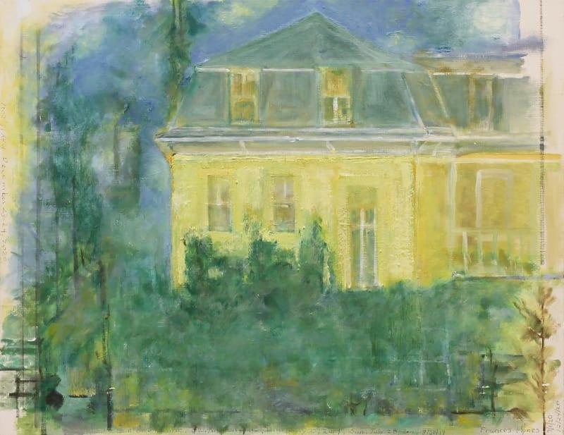 Frances Hynes, Stephen Pace House, Stonington, ME