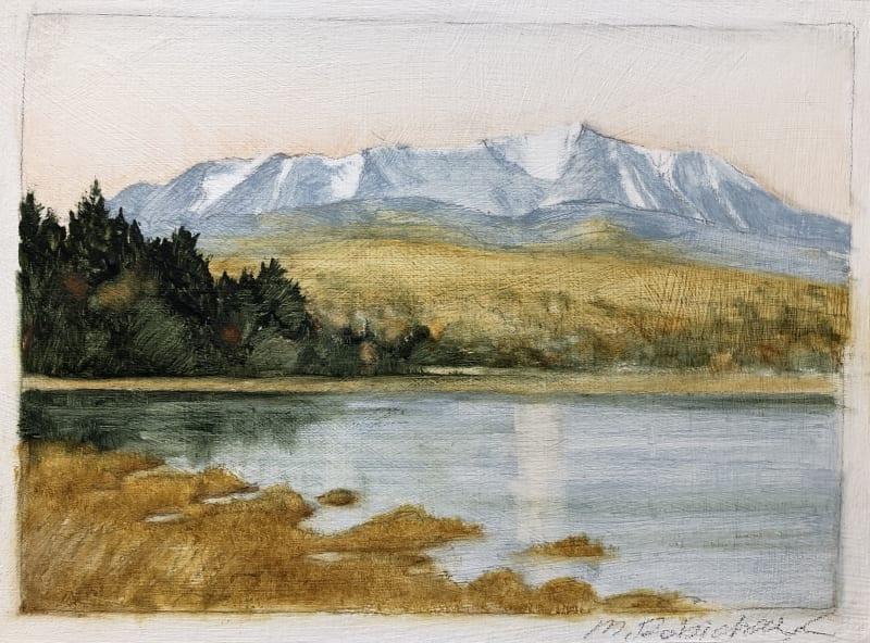 Marguerite Robichaux, Katahdin