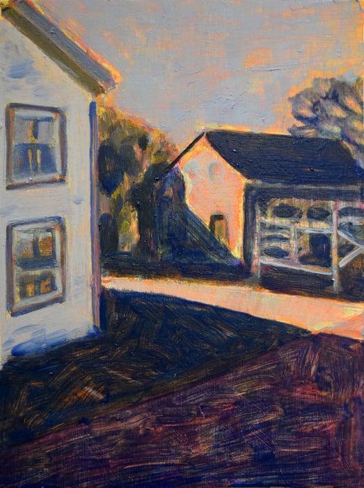 Tessa O'Brien, Afternoon Light, Eastport