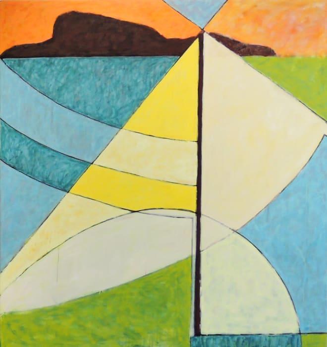 Richard Keen, Sea Geometry No. 214