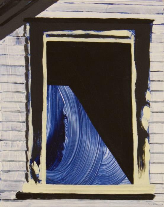Tessa O'Brien, Eastpost Window, Tarp & Shadow