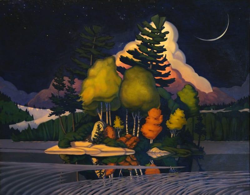 Nathaniel Meyer, Little Sugarpear Island