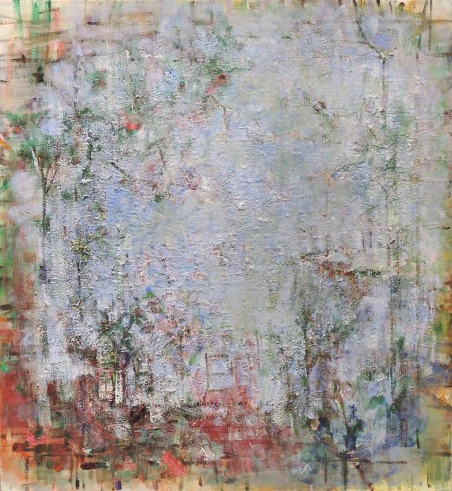 Frances Hynes, Rose and Blue