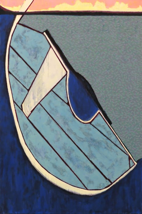 Richard Keen, Sea Geometry No. 218
