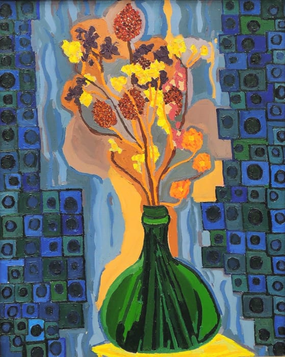 Lynne Drexler, Winter Arrangement