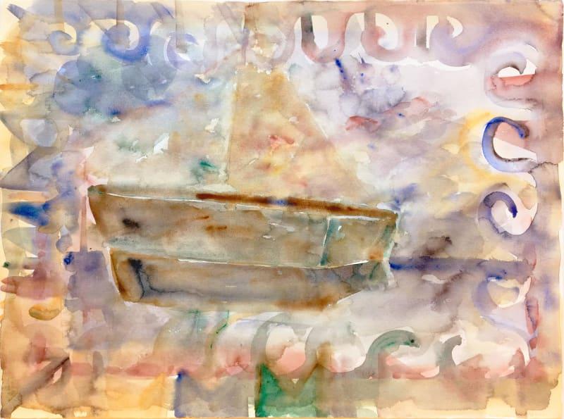 Frances Hynes, Boat, Lobster Cove, Monhegan
