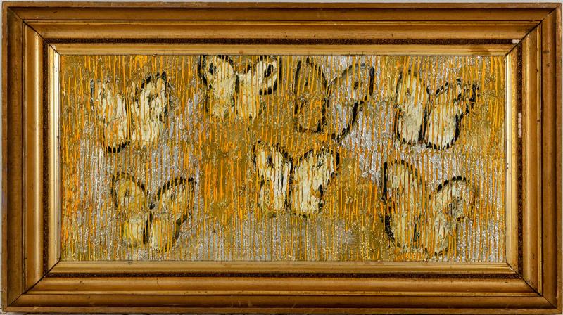 Hunt Slonem, Cabbage Butterflies