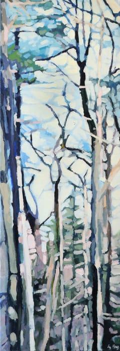 Liz Hoag, Pine in the Distance