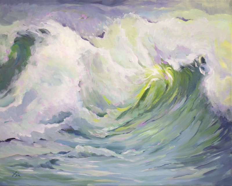 Lea Peterson, Water Colors