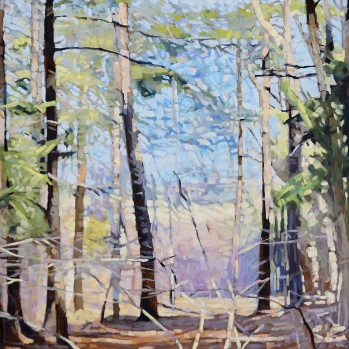 Liz Hoag, Portland Trail