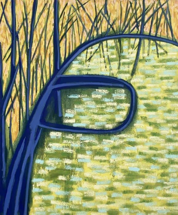 Richard Keen, Blue Trees No.9: Dresden