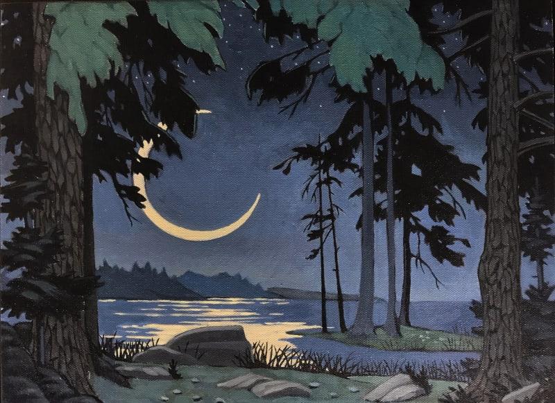 Nathaniel Meyer, Nocturne
