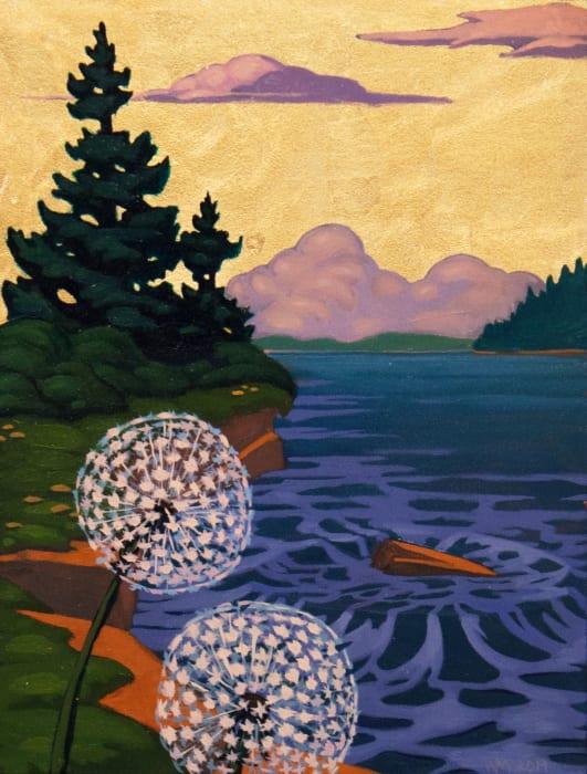 Nathaniel Meyer, Golden Dandelions
