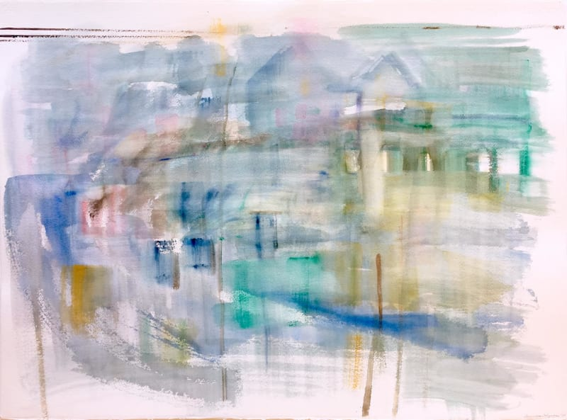 Frances Hynes, Clearing Storm