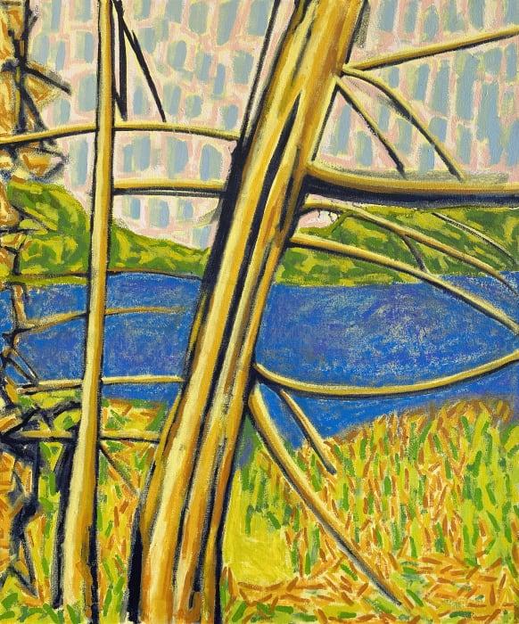 Richard Keen, Little Long Pond