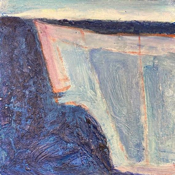 Richard Keen, Sea Geometry No. 119