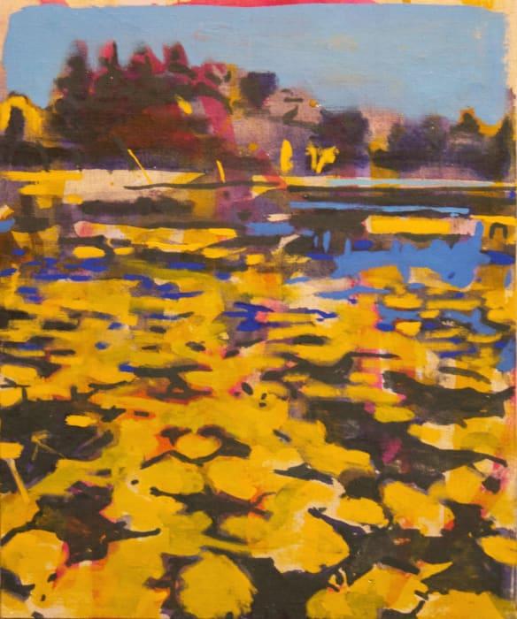 Tessa O'Brien, Fiore Lily Pond