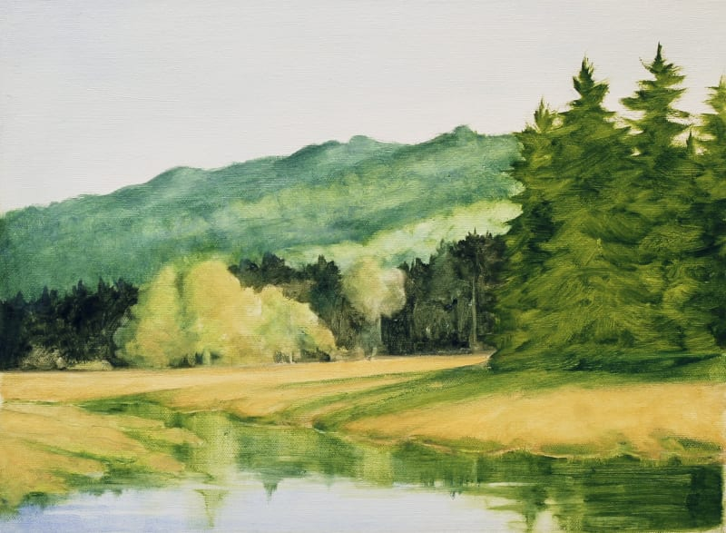 Marguerite Robichaux, Carrabassett Backwater