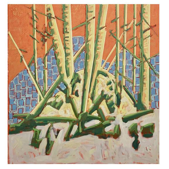 Richard Keen, Harpswell Woods No. 11