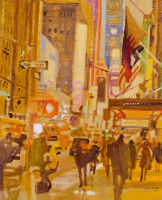 Laura Waller, The Manhattan No. 1