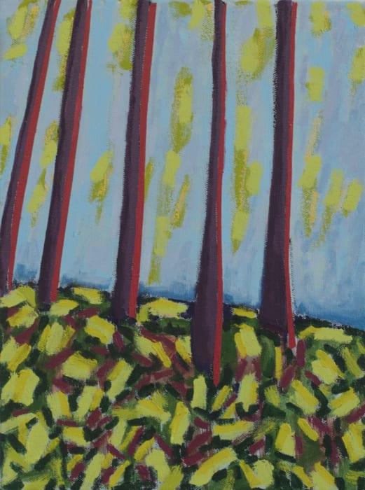 Richard Keen, Purple Trees No. 1