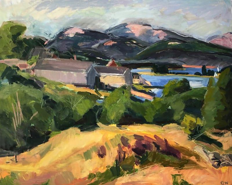 Gina Werfel, Mount Desert View