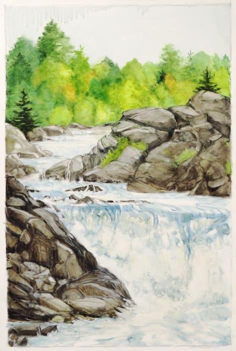 Marguerite Robichaux, Long Falls