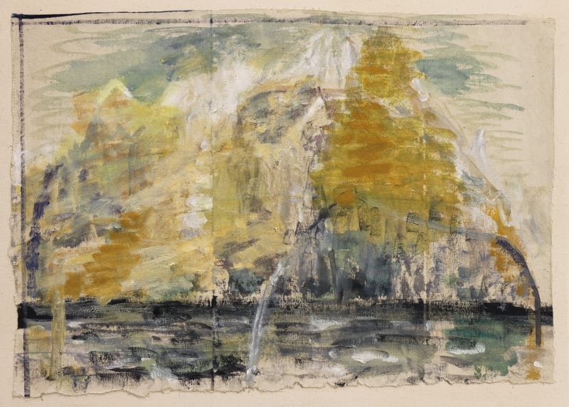 Frances Hynes, Ochre Skellig, 1995-96