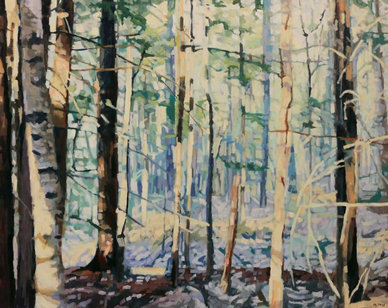 Liz Hoag, Blue Woods