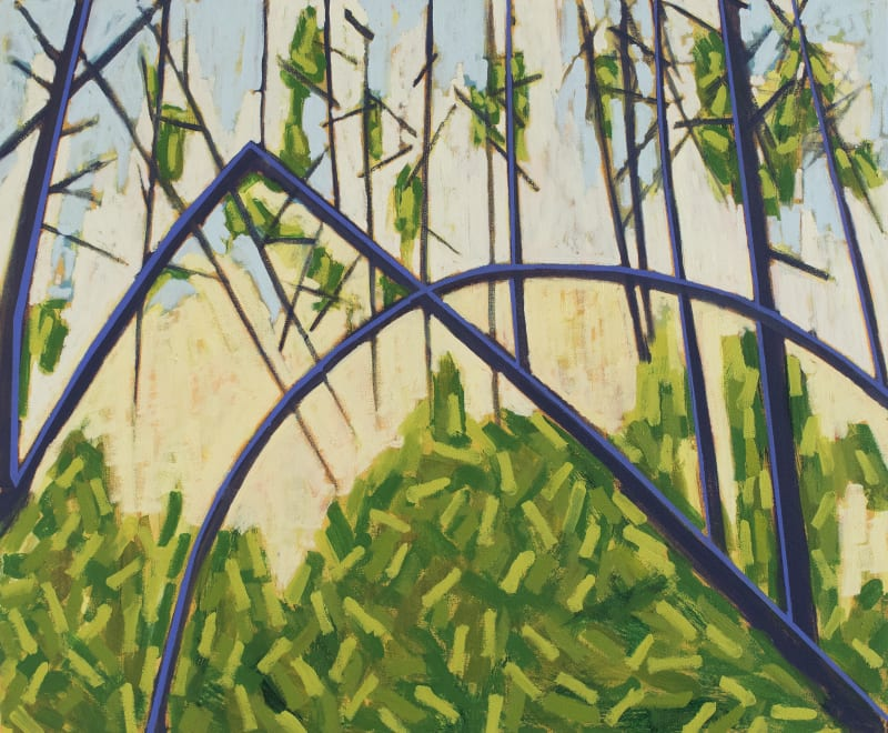 Richard Keen, Harpswell Woods No. 3