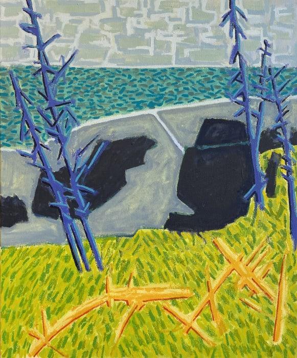 Richard Keen, Otter Cliff