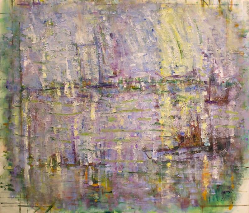 Frances Hynes, Harbor II (Damariscotta)