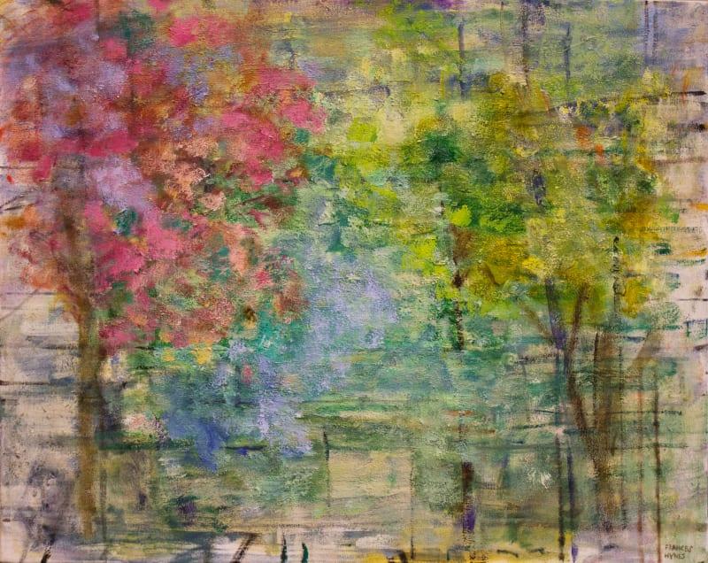 Frances Hynes, Two Trees, Spring