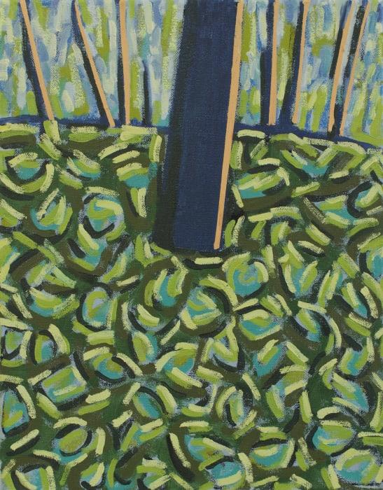 Richard Keen, Blue Trees No. 2