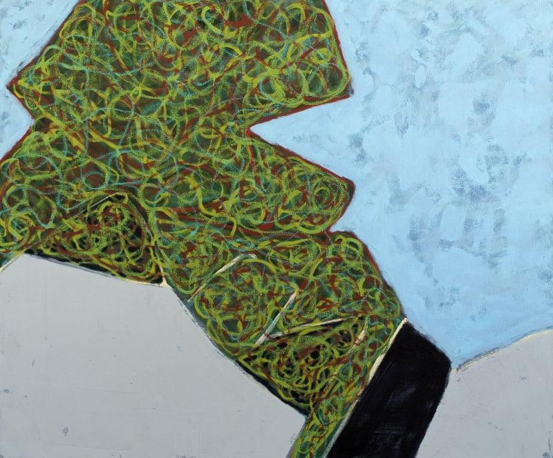 Richard Keen, Island Geometry, Monhegan: Rockweed No. 14