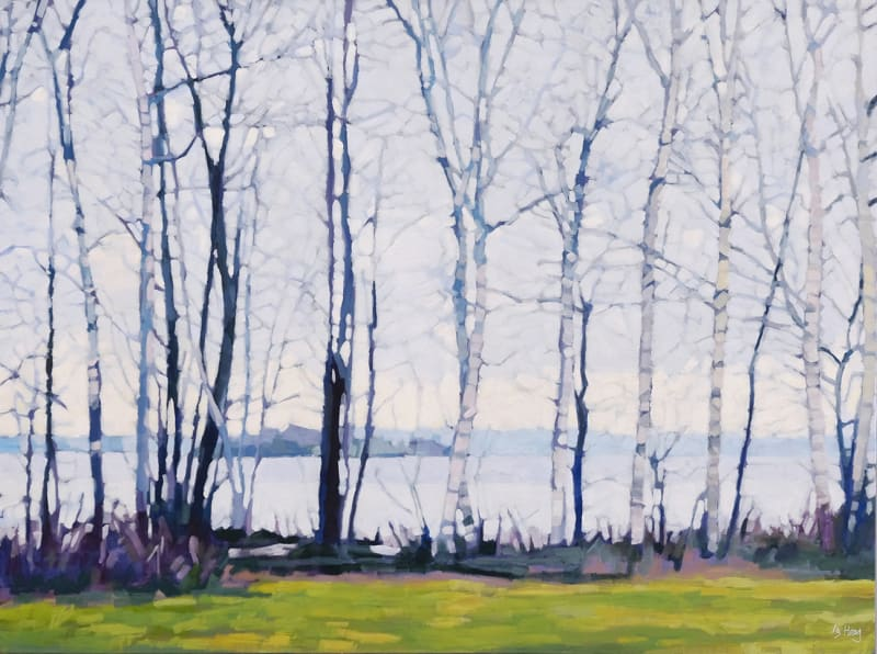 Liz Hoag, Lake View