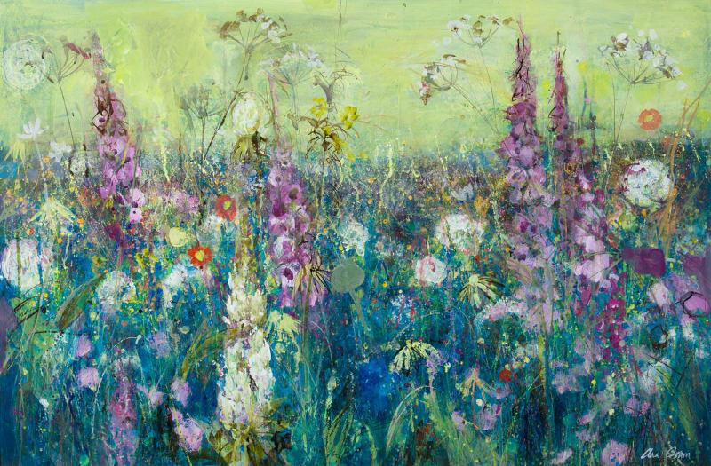 Ann Oram, Summer Meadow